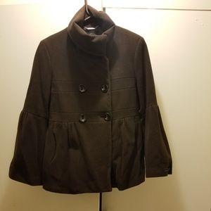 Short Brown coat